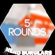 5-rounds achievement icon