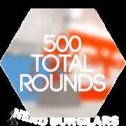 500-total-rounds achievement icon