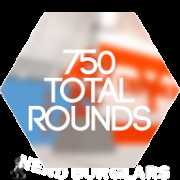 750-total-rounds achievement icon