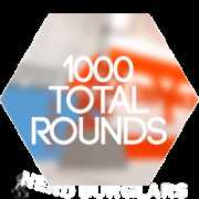 1000-total-rounds achievement icon