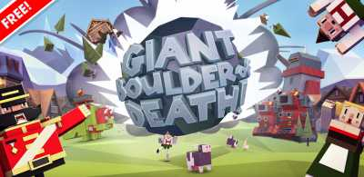 Giant Boulder of Death achievement list