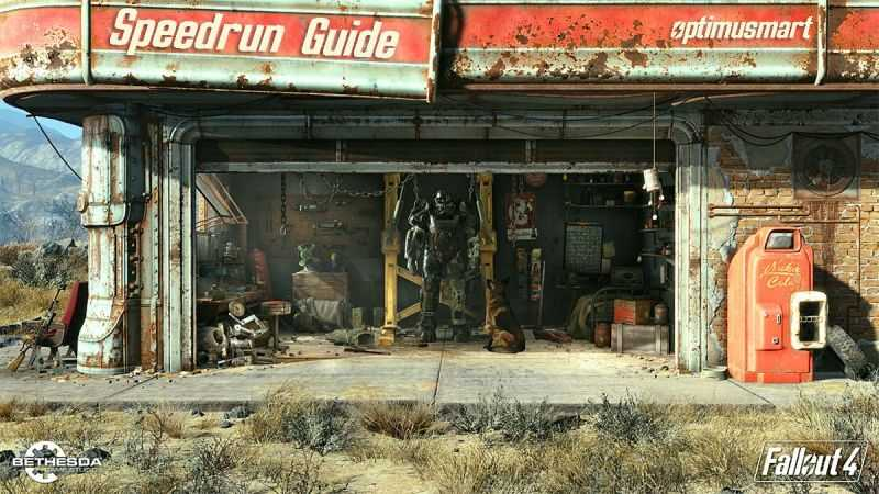 Fallout 4 Speed Run Guide