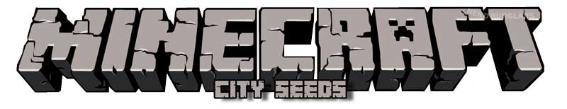 minecraft city seeds banner