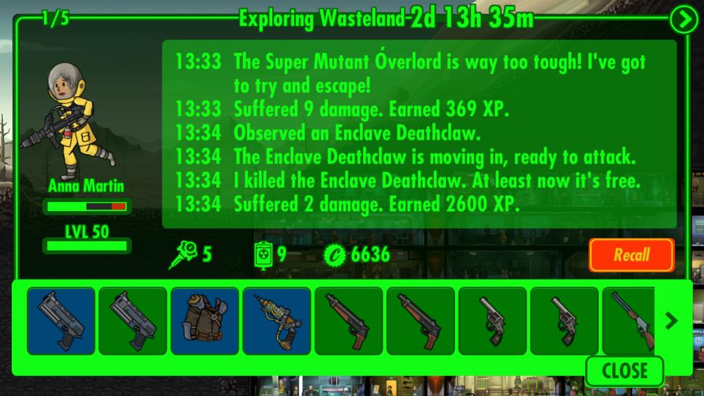 Explore The Wasteland