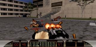 Classic Duke Nukem