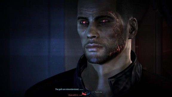 Commander Shepard Paragon - Bing images
