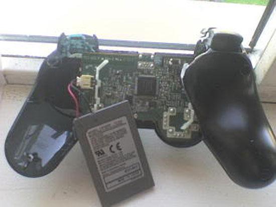 broken dualshock controller