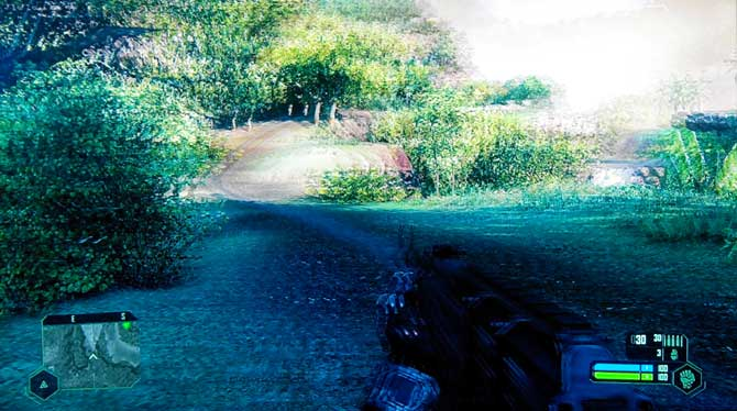 crysis 3d screenshot