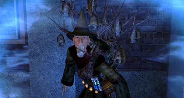 Bill The Wizard