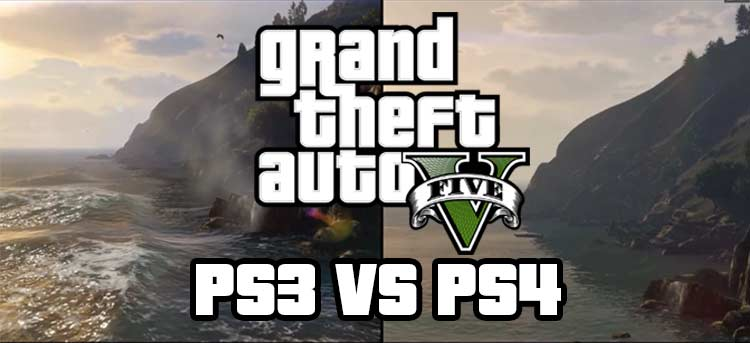 how to change gta 5 from ps3 to ps4