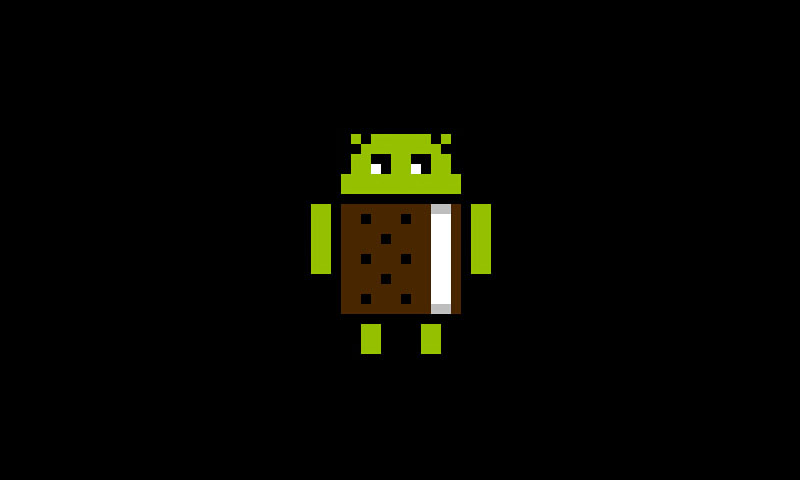Android ice cream sandwich easter egg
