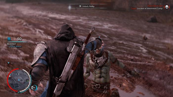 Killing Enemies