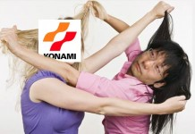 Kojima And Konami Fighting