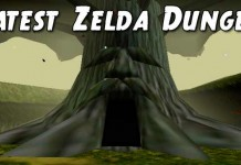 best-legend-of-zelda-dungeons