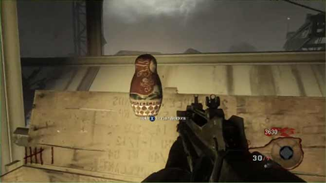 Black Ops Matryoshka Doll