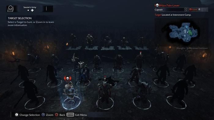 Saurons Army