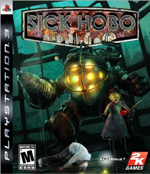 Sick Hobo - Bioshock