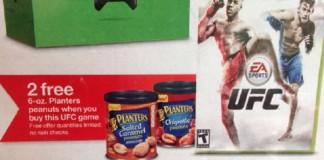 UFC Peanuts