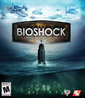 Bioshock HD Collection Box Art
