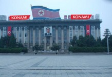 Konami HQ in Korea