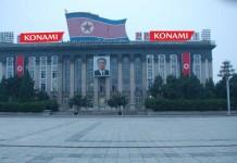 Konami HQ in Korea