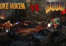 Duke Nukem VS DoomGuy