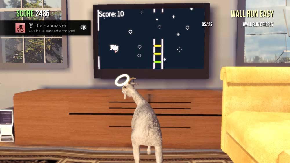 flappy goat 10 points