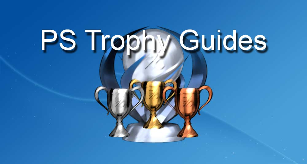 PS Trophy Guides