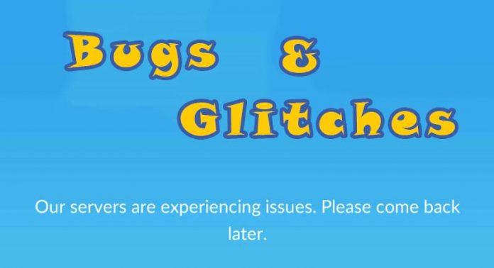 bugs & glitches