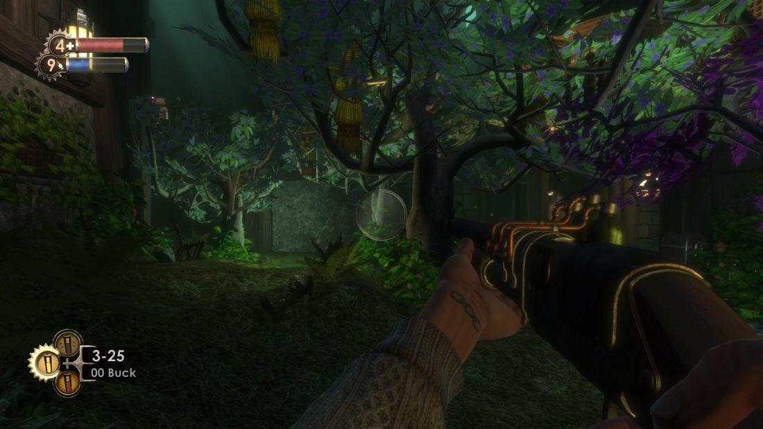 Bioshock Trees