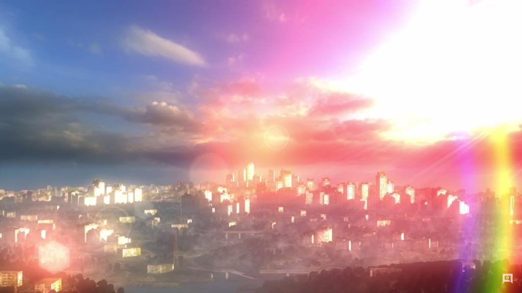 Talos Principle City